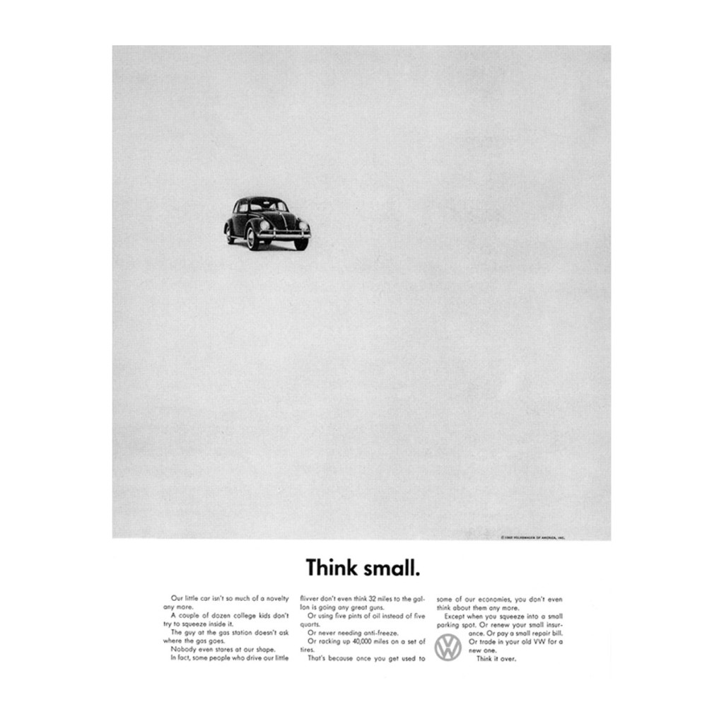 VW Think-Small