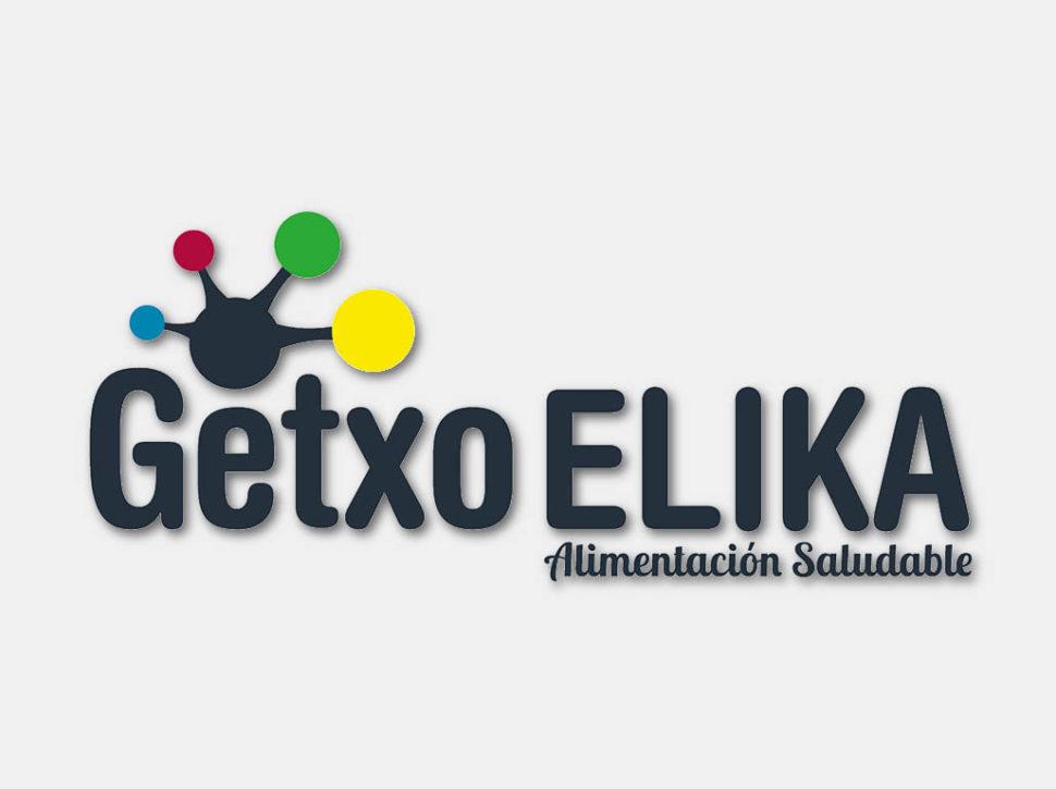 Logotipo Getxo Elika